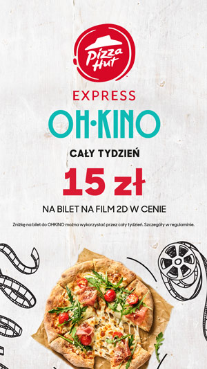 Pizza Hut Express x OHKINO