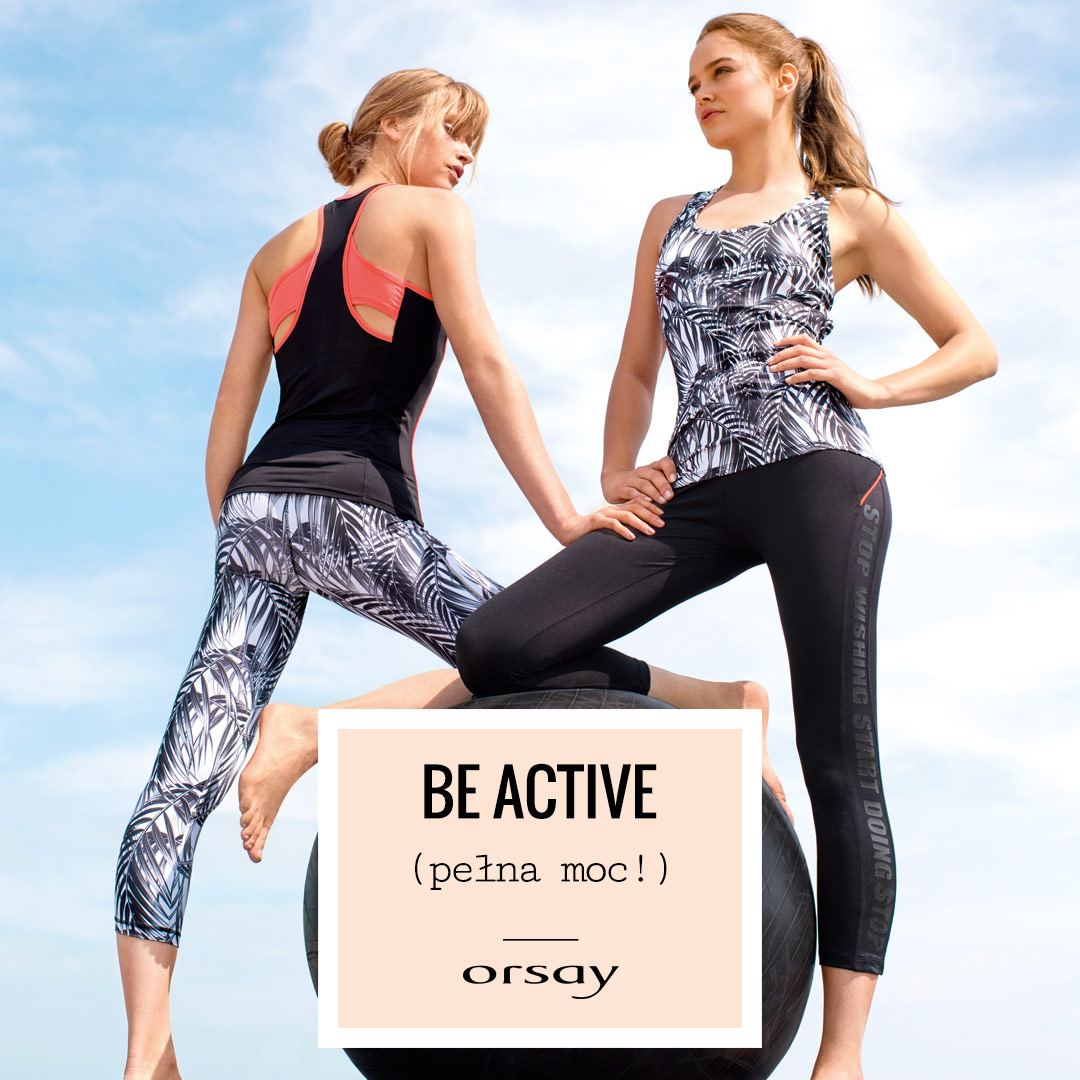 Orsay - be active!