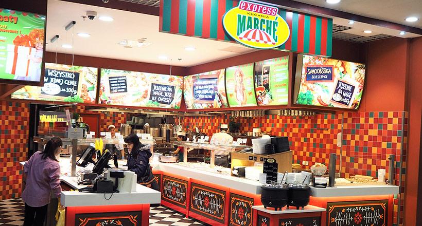 Express Kuchnia Marche Centrum Handlowe Arkady Wroclawskie